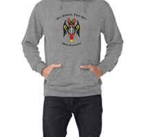 See Closed, That You Win Country Lightweight Hoodie