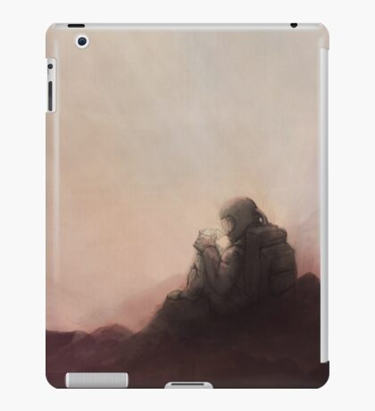 The Warm Embrace of the Final Chill iPad Case/Skin