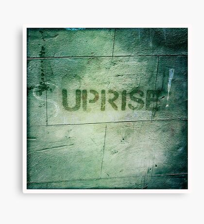 Uprise Canvas Print