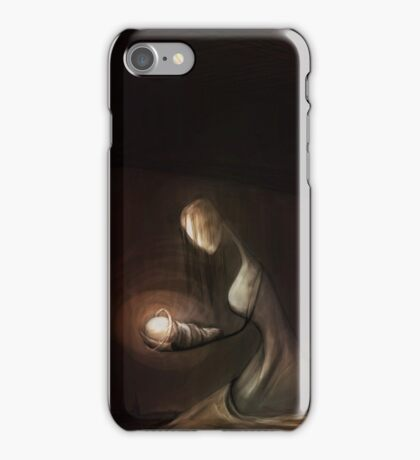The Word made Flesh iPhone Case/Skin