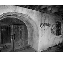 Old Tima Cantina Photographic Print
