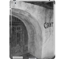 Old Tima Cantina iPad Case/Skin