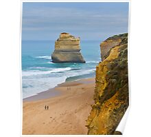 12 Apostles on The Great Ocean Road Poster