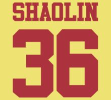 36 Chambers of Shaolin by wengus