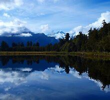 Mirror Lake by Sarah Howarth [ Photography ]