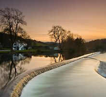 The River Leven by Brian Kerr