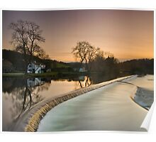 The River Leven Poster