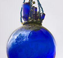Blue Glass Village by Mark Ramstead