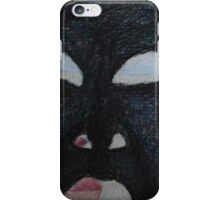You're Standing In My Eye - Looking Out My Head iPhone Case/Skin