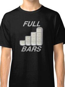 FULL XANAX BARS WHITE Classic T-Shirt