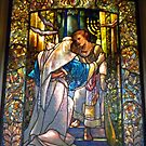 Jesus in The Temple by Lee d'Entremont