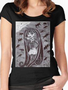 Iconic Draculaura Women's Fitted Scoop T-Shirt