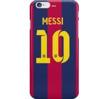 Messi10 iPhone Case/Skin