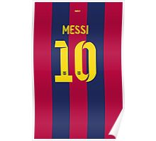 Messi10 Poster