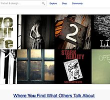 Back to Life >>>> Back To Reality - 21 March 2011 by The RedBubble Homepage