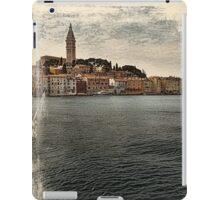 Venetian old town iPad Case/Skin