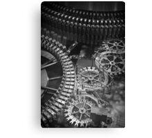 Mechanic Canvas Print