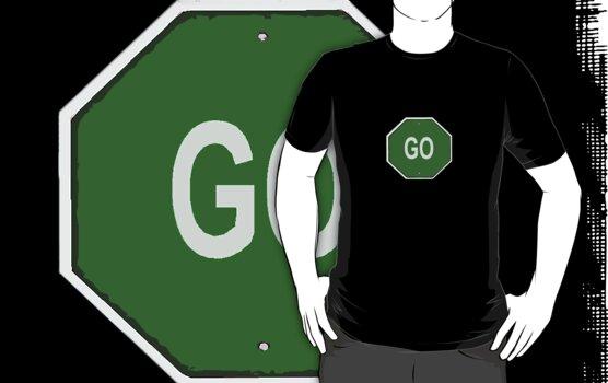 Go! by Paul Gitto