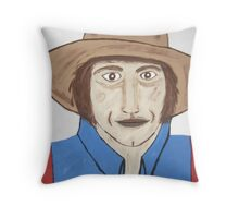 Little Joe Throw Pillow