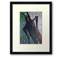 Monster 1 Framed Print