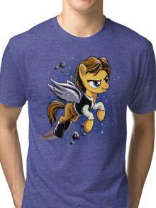My Rebel Pony Tri-blend T-Shirt