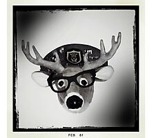 Oh Deer Photographic Print