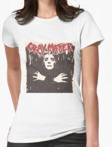 GRAY MATTER - GRAY MATTER Womens Fitted T-Shirt