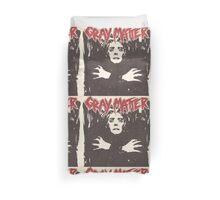 GRAY MATTER - GRAY MATTER Duvet Cover