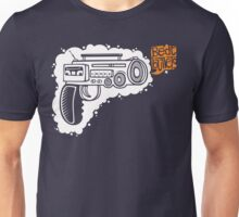 Music Machine Gun Unisex T-Shirt