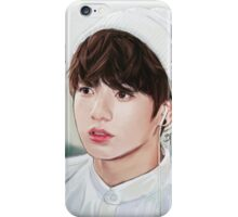 White Kookie iPhone Case/Skin