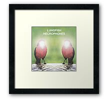 LUNGFISH - NECROPHONES Framed Print