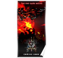 The Game of Kings - The Endgame Begins 9 May Poster