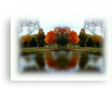 Dreamy Autumn Day!!! ©  Canvas Print