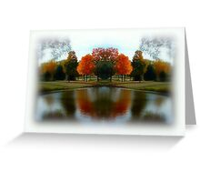 Dreamy Autumn Day!!! ©  Greeting Card