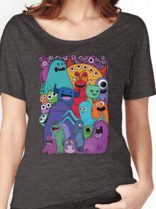 Monster Gang Women's Relaxed Fit T-Shirt