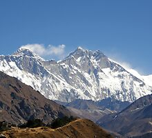 Himalayan View by Patty Boyte