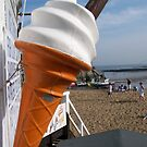 Seaside Cone by Danielle  La Valle