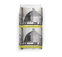 LUNGFISH - THE UNANIMOUS HOUR Duvet Cover