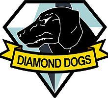 Diamond Dogs by timur139