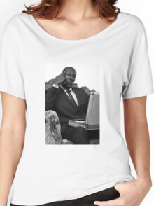 STORMZY SUIT PORTRAIT Women's Relaxed Fit T-Shirt