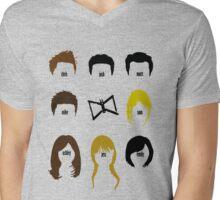 until dawn - hair 2  Mens V-Neck T-Shirt