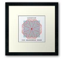 LUNGFISH - THE UNANIMOUS HOUR Framed Print