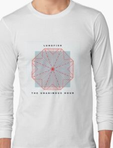 LUNGFISH - THE UNANIMOUS HOUR Long Sleeve T-Shirt
