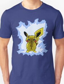 Pikachu - Thunder Blue T-Shirt
