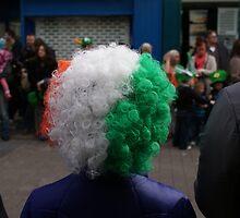 Irish coloured wig by contradirony