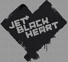 5 Seconds of Summer - Jet Black Heart by nataleigh