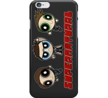 Supernatural Puffs Parody iPhone Case/Skin