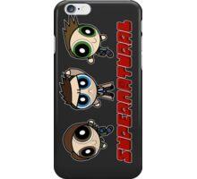 Supernatural Powerpuffs iPhone Case/Skin