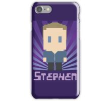 Stephen iPhone Case/Skin