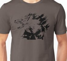 the wolf and the crow Unisex T-Shirt